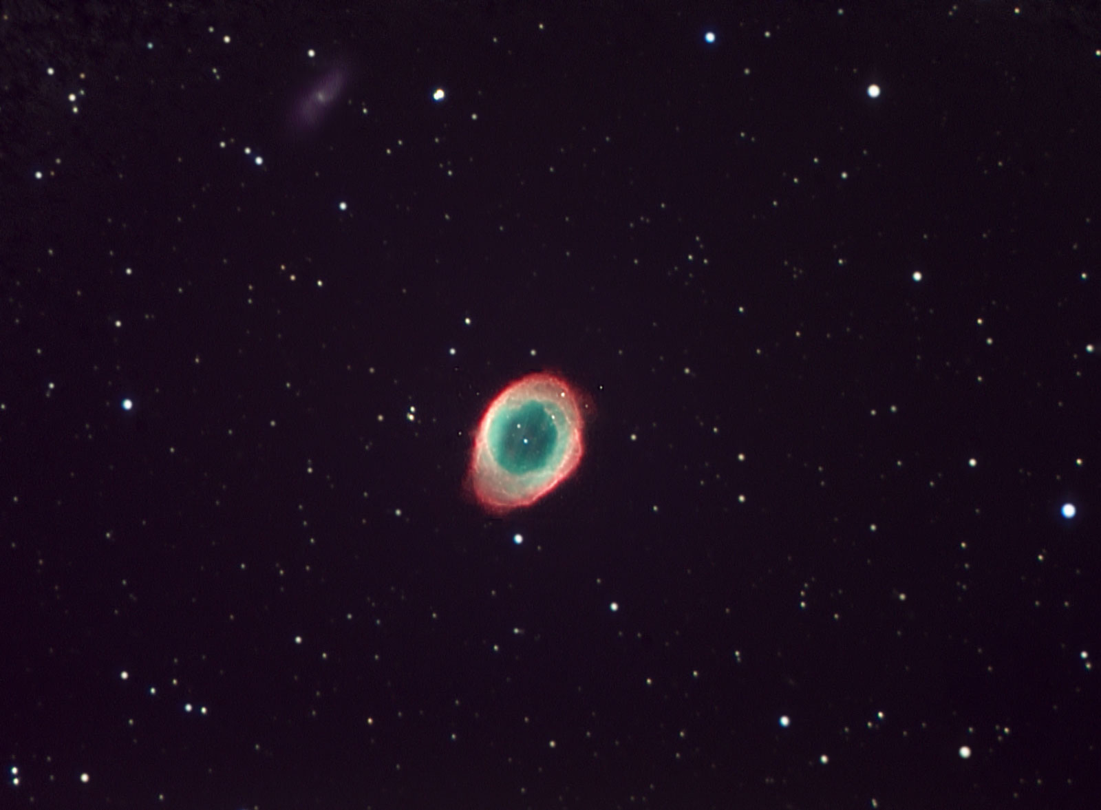 Ring Nebula in Lyra - Pics about space