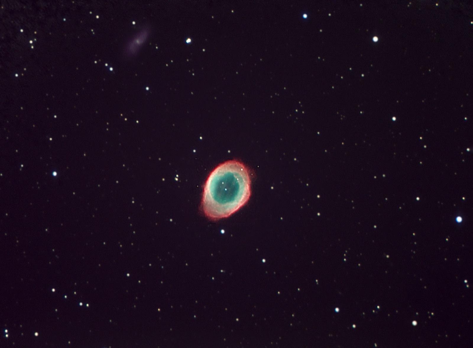 "M57 ""The Ring Nebula"" - In Lyra"